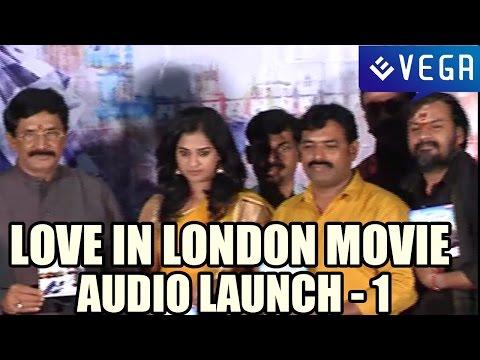 Love In London Movie Audio Launch - Part 1 - Latest Telugu Movie...