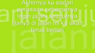 JKT 48 aitakatta lirik