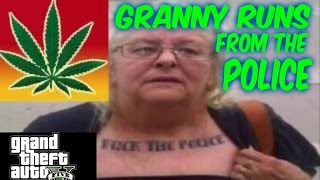 Gta5 Police Role Play |  Ep 1 | Grandma tries to outrun police, | Xbox1 , Ps4