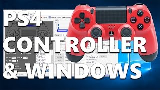 How to Use Your PS4 Controller on a PC