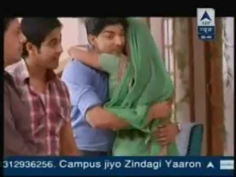 SBS - Yash & Aarthi Hug (Punar Vivaah) - 9th April 2013 thumbnail