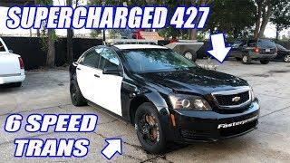 Uncle Sam IS BACK! BIGGER & BADDER! 427 7.0L Engine & 6 Speed Manual Transmission!
