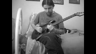 Not Unlike the Waves (Agalloch) Guitar Solo + Ending