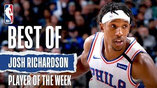 Josh Richardson | Week 12 Highlights | Eastern Conference Player Of The Week