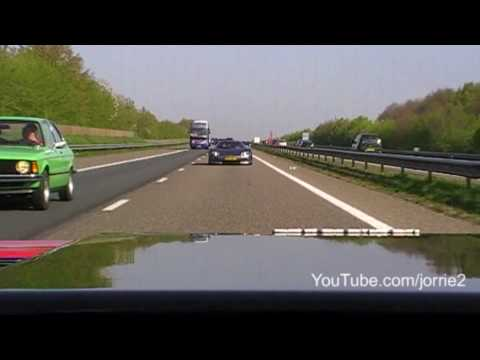 Ferrari 512TR Sound + Ride! + Koenigsegg + F430 etc Video
