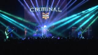 CRIMINAL - Collide (live)