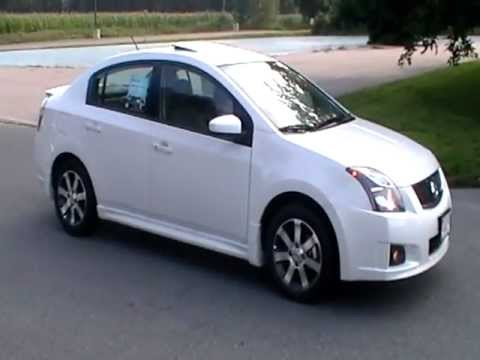 2012 Nissan Sentra Special Edition Navigation Sunroof 34