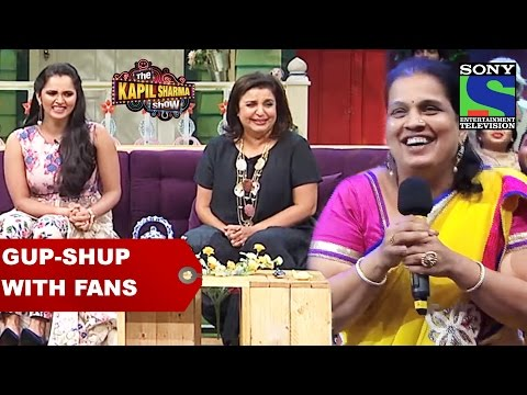 Celeb Gup-Shup With Fans - The Kapil Sharma Show