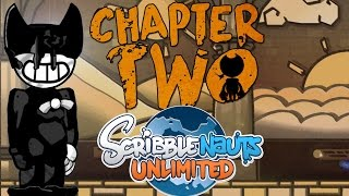 Scribblenauts Unlimited BENDY AND THE INK MACHINE CHAPTER 2 Speed Create