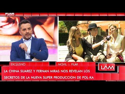 Los ángeles de la mañana - Programa 04/02/19 - China Suárez y Fernán Miras hablan de #ATAV