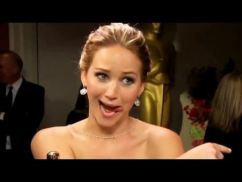 Jennifer Lawrence TOP 5 Funniest Moments