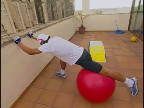 Preparación física 2 (Rafa Nadal)