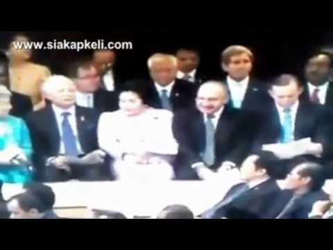 Rosmah memalukan Malaysia di luar negara