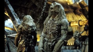 """男子一觉睡了80万年,待他醒来人类进化成了""""怪兽"""",6分钟看科幻片《时间机器》"""