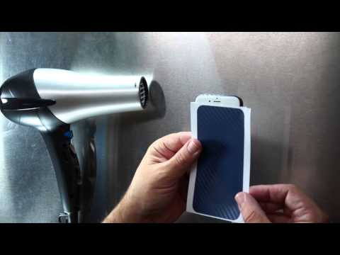 SKINTZ iPhone 6 & 6 Plus Full Wrap Installation