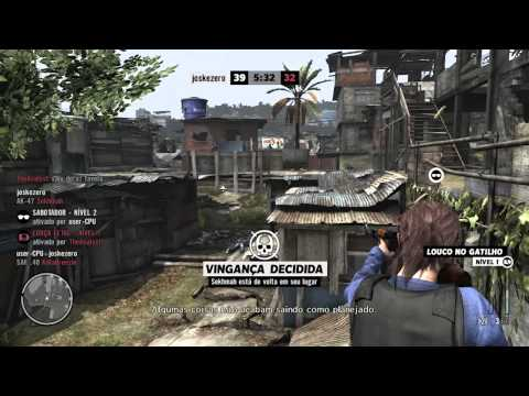 Max Payne 3 - Multiplayer PC - Nova Esperan?a