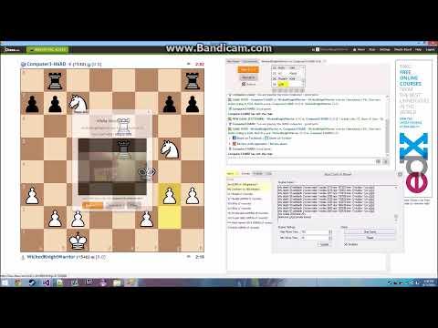 C#.NET Chess.com Bot