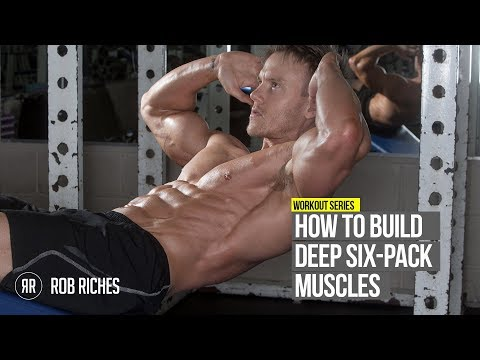 Rob Riches - How to get Insane Ripped Six Pack ABs