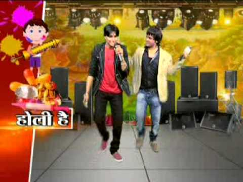 Rabb Ki Marzi Vikas Kumar Live 2012 Happy Holi India News Haryana 09813320061 09416368641 video