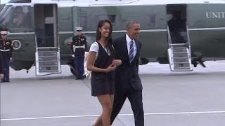 Is Malia Obama