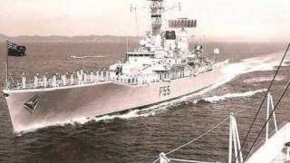 HMNZS Waikato Song from 1966
