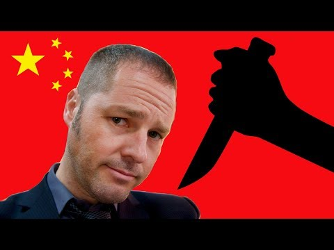 The public Plot in China to assassinate me!
