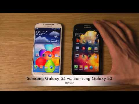 Samsung Galaxy S4 vs. Samsung Galaxy S3 - Review