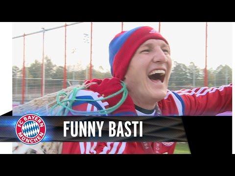 Funny - Das Kürzeste Schweinsteiger-interview Aller Zeiten video