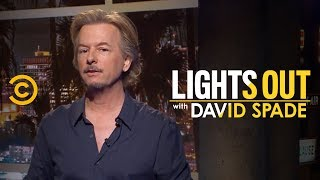 Guess Who Wants to Trademark Their Kid's Name - Lights Out with David Spade