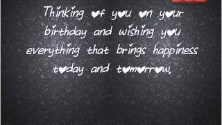 birthday wishes with 10 cute quotes