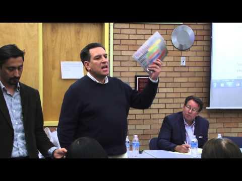 Marco Abarca Demanding Quality Schools in Southwest Denver