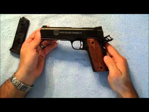 1911: Rock Island Armory Model 2011 tactical