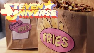 How to Make FRY BITS from Steven Universe! Feast of Fiction S5 Ep8