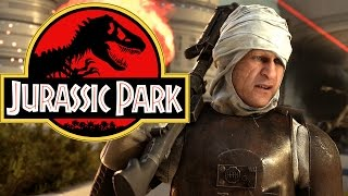 Star Wars Battlefront: Bespin = Jurassic Park (w/Friends)
