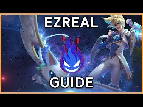 Ezreal Guide Season 8 | League Of Legends