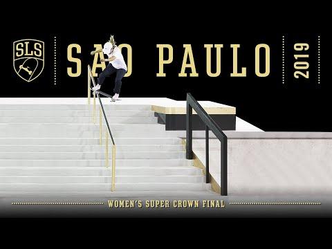 WS / SLS 2019 World Championships - São Paulo, Brazil - Finals LIVE