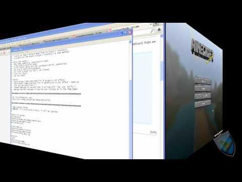 minecraft bukkit server 1.8 Tutorial Plugin Worldguard /Edit Commandbook by Bukk