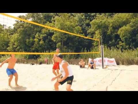 Elbudrem Cup 2015 - Turniej Siatkówki Plażowej W Sopocie
