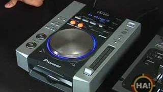 DJ CD Player - Pioneer CDJ-200