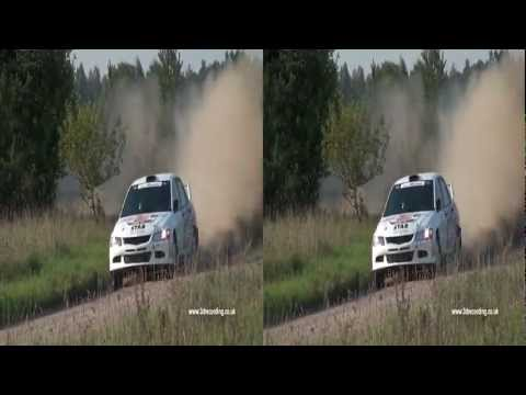 Rally 3d Full Hd Video 2011 video