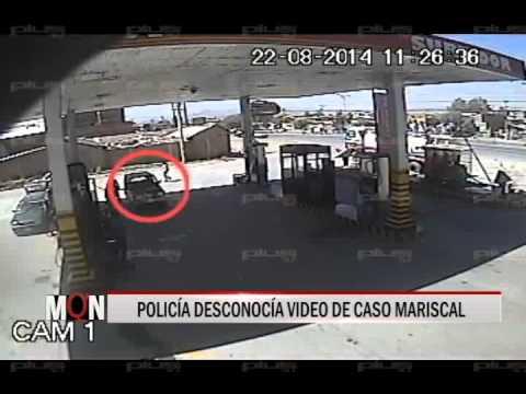 23/01/15 12:47 POLICÍA DESCONOCÍA VIDEO DE CASO MARISCAL