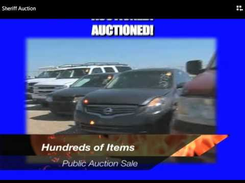 Jefferson County will be conducting a public auction for the sale of property and/or evidence that has been court ordered to be disposed pursuant to Arkansas...