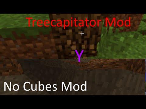 Mini Review Treecapitator Mod