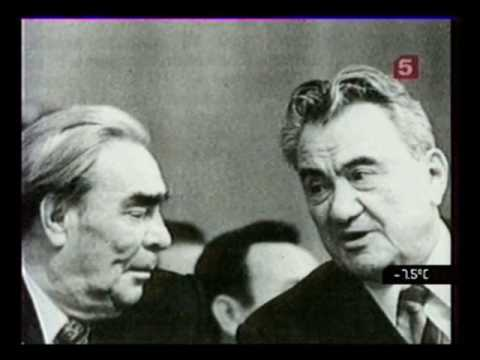 Как Назарбаев и Горбачёв предали Кунаева