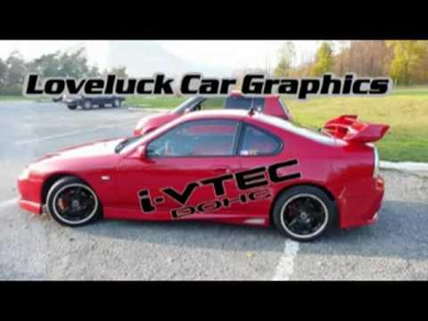 LOVELUCK CAR GRAPHICS