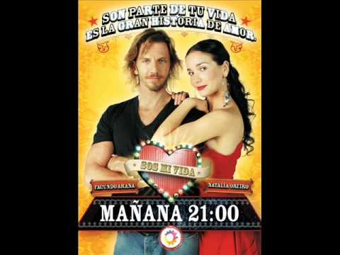 Natalia Oreiro Corazón Valiente Sos Mi Vida full fan made version