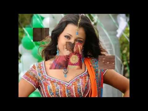 Hot And Sexy South Indian Actress Trisha Krishnan - Southgilma video