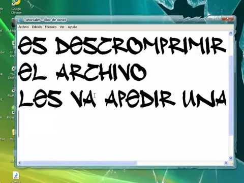 descarga fuentes o letras de graffitis gratis.mp4 Video