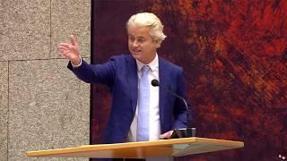 ★ Geert Wilders: ''U bent een grote hypocriet meneer Pechtold!'' ★ 19-09-2018 HD