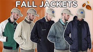 My Favorite Jackets for Fall 2019